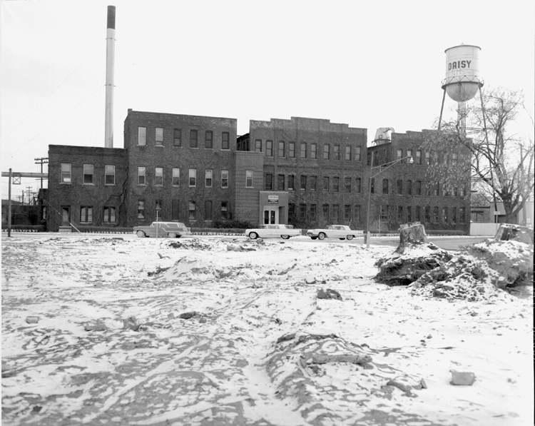 Daisy Air Rifle Factory On Union Street