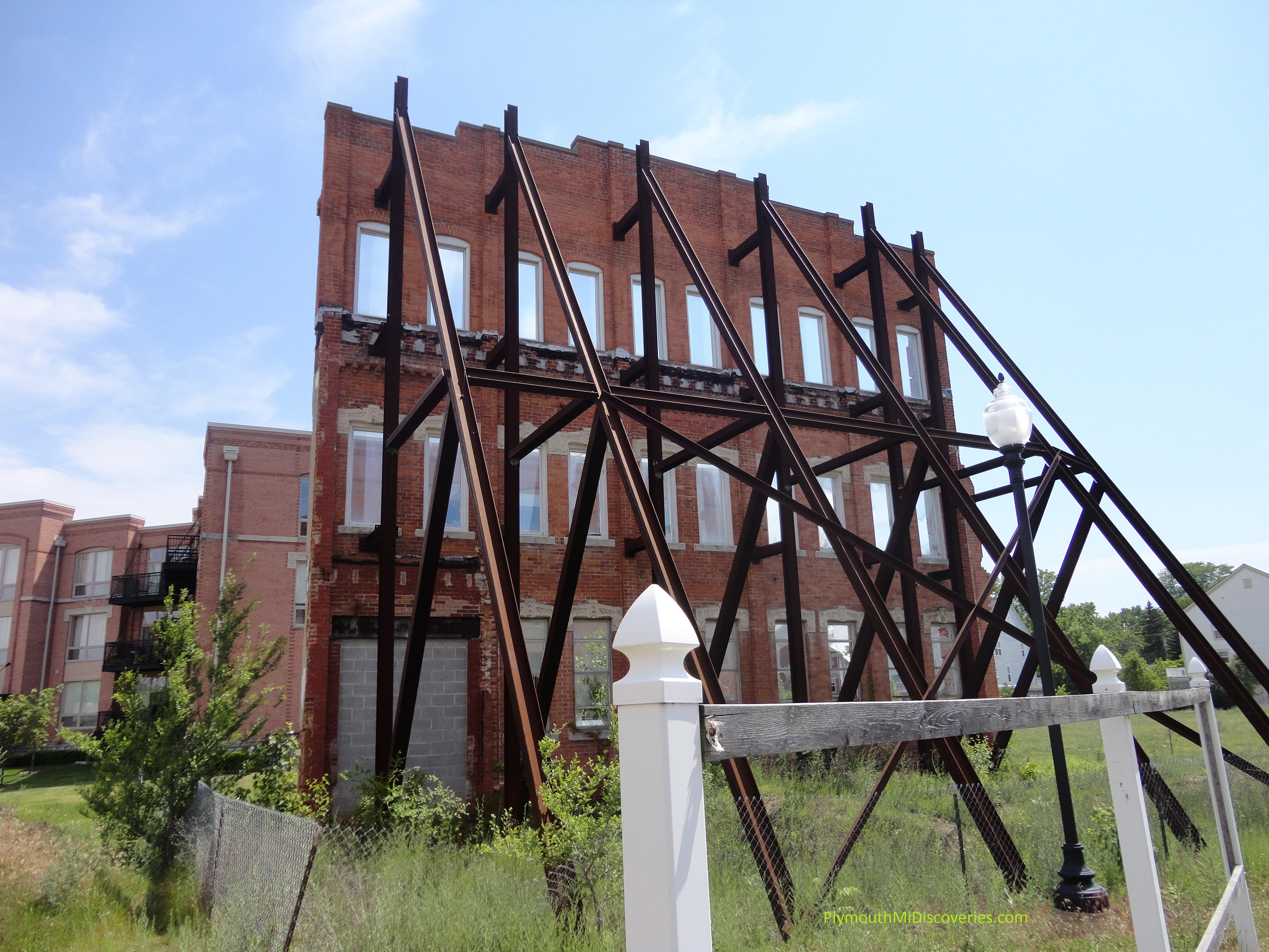 Daisy Air Rifle Factory on Union Street | PlymouthMiDiscoveries