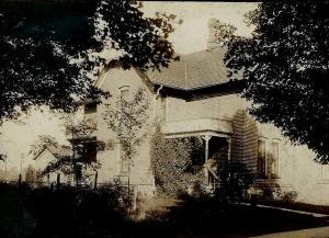 Holbrook brick house (Lapham)